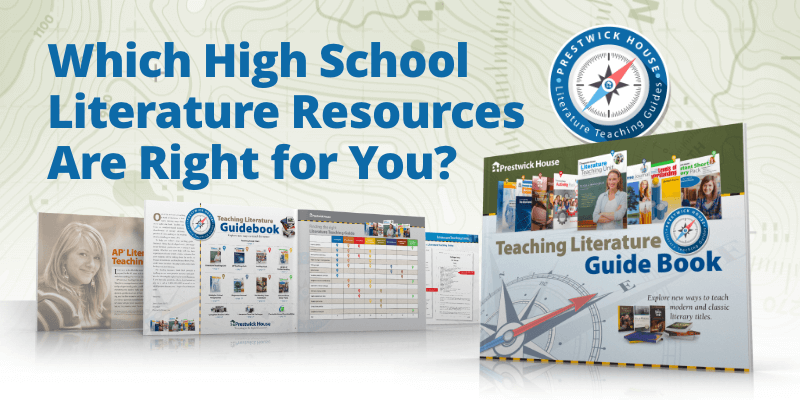 Which High School Literature Resources Are Right for You?