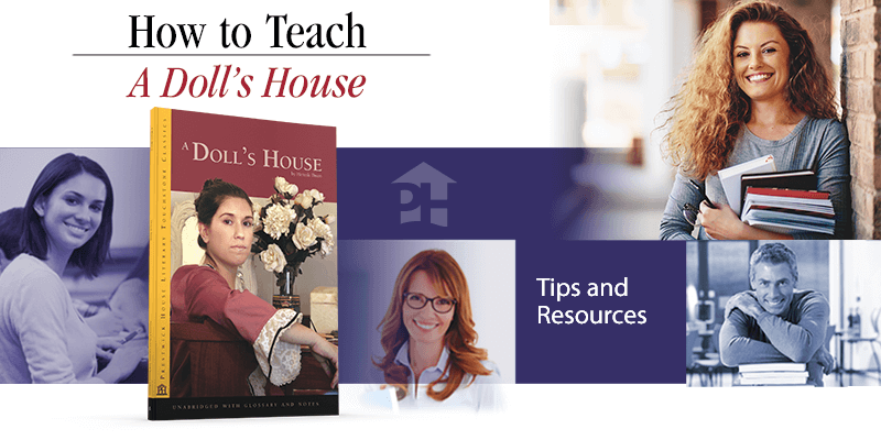 How to Teach A Doll's House