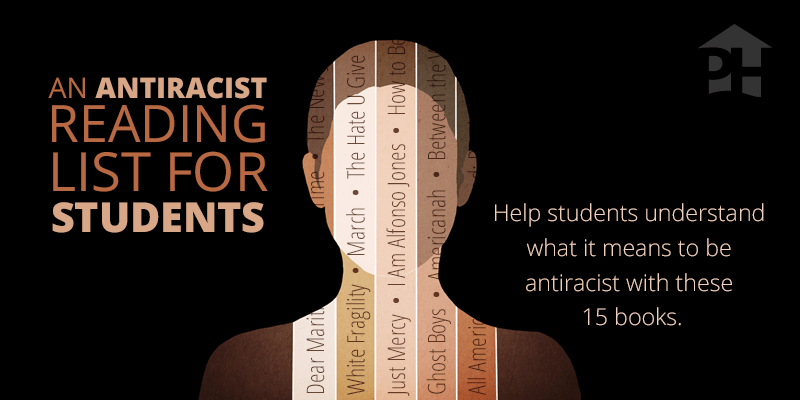 An Antiracist Reading List for Students