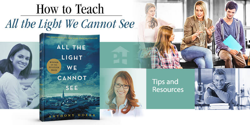 How to Teach All the Light We Cannot See