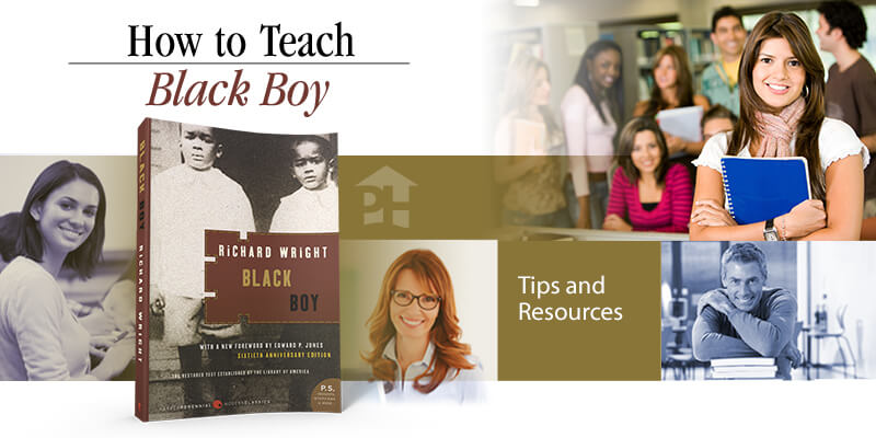 How to Teach Black Boy