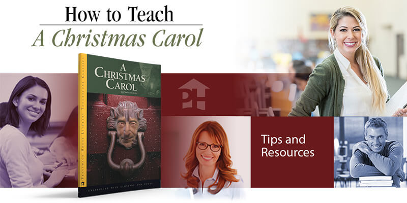 How to Teach A Christmas Carol