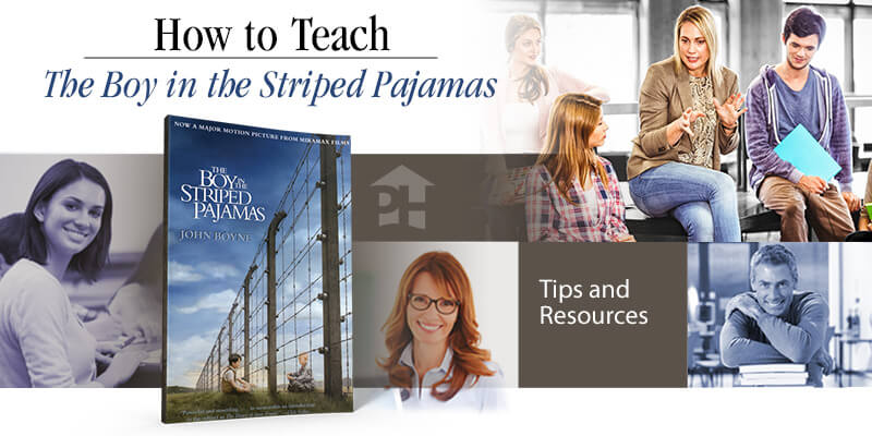 How to Teach The Boy in the Striped Pajamas