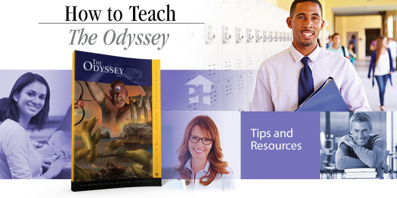 How to Teach The Odyssey