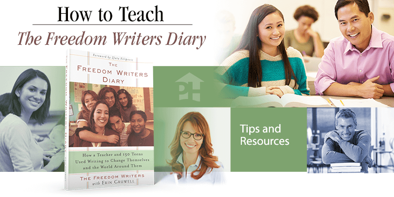 How to Teach The Freedom Writers Diary