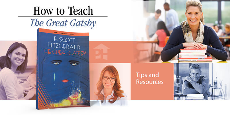 How to Teach The Great Gatsby