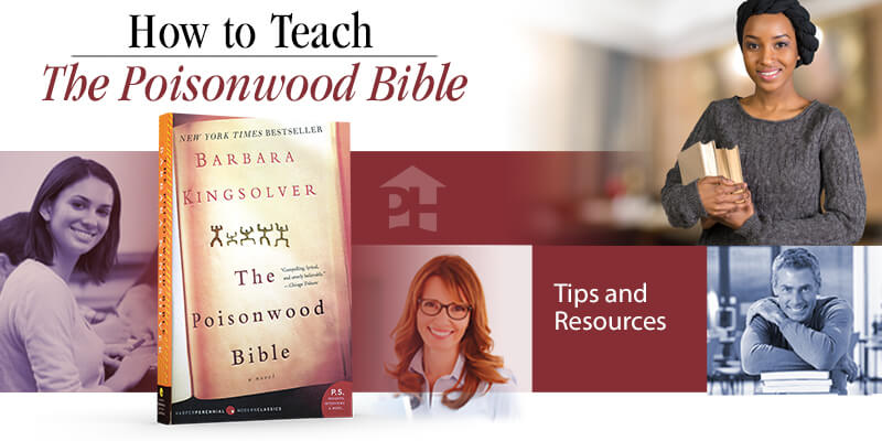 Guide The Poisonwood Bible Lesson Plans