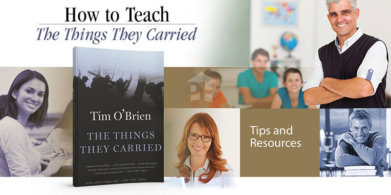 How to Teach The Things They Carried