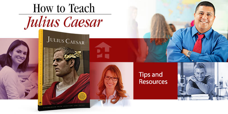 How to Teach Julius Caesar