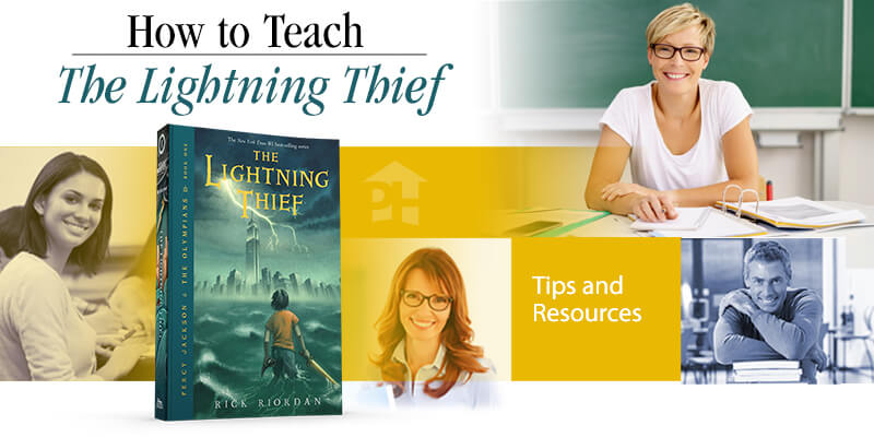 How to Teach The Lightning Thief