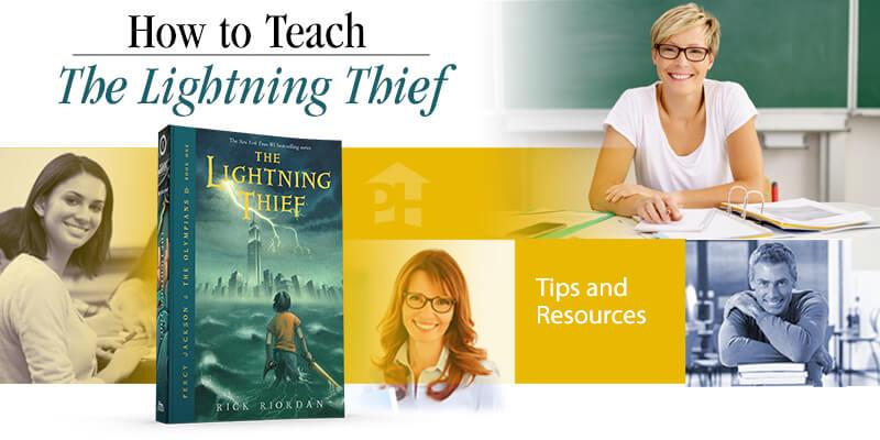 How To Teach The Lightning Thief Prestwick House