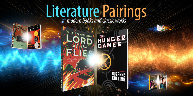 10 Successful Literature Pairings (Modern Books and Classic Works)