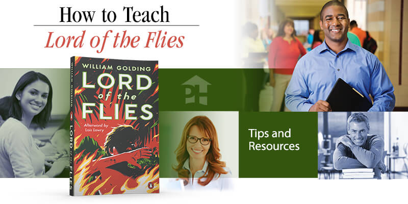 How to Teach Lord of the Flies