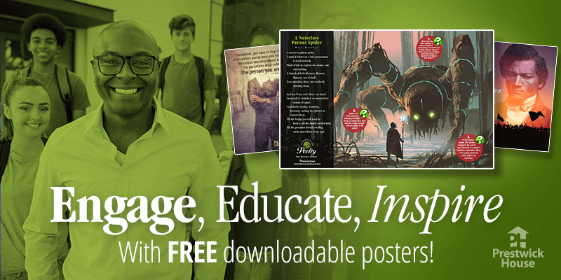 Engage, Educate, Inspire: New Free Posters