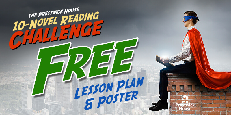Reading Challenge Lesson Plan and Poster
