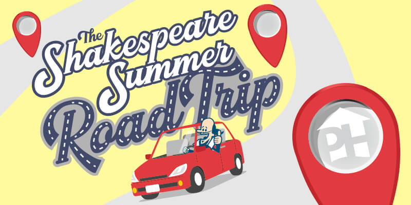 Shakespeare Summer Road Trip