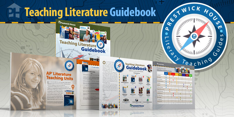 Introducing the Teaching Literature Guidebook