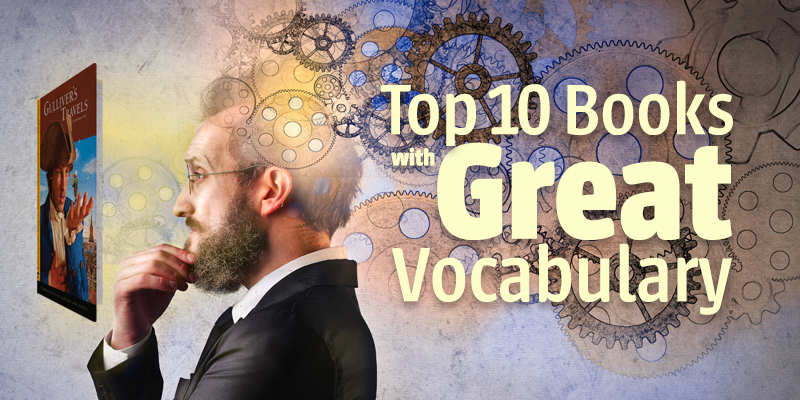 10 Books with Great Vocabulary