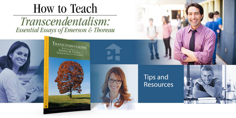 How to Teach Transcendentalism
