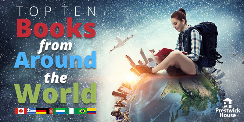 Top 10 Books From Around the World