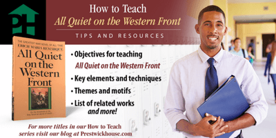 How to Teach All Quiet on the Western Front