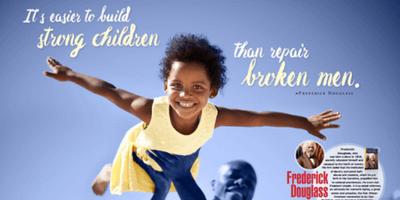 AuthorSpeak: Frederick Douglass Free Poster
