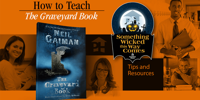 How to Teach The Graveyard Book
