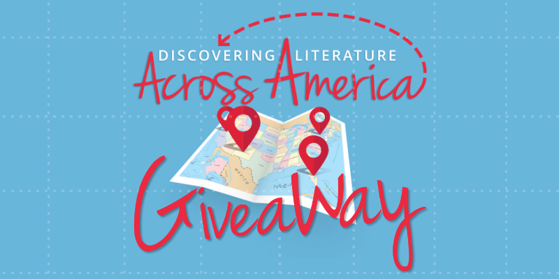 Discovering Literature Across America Giveaway