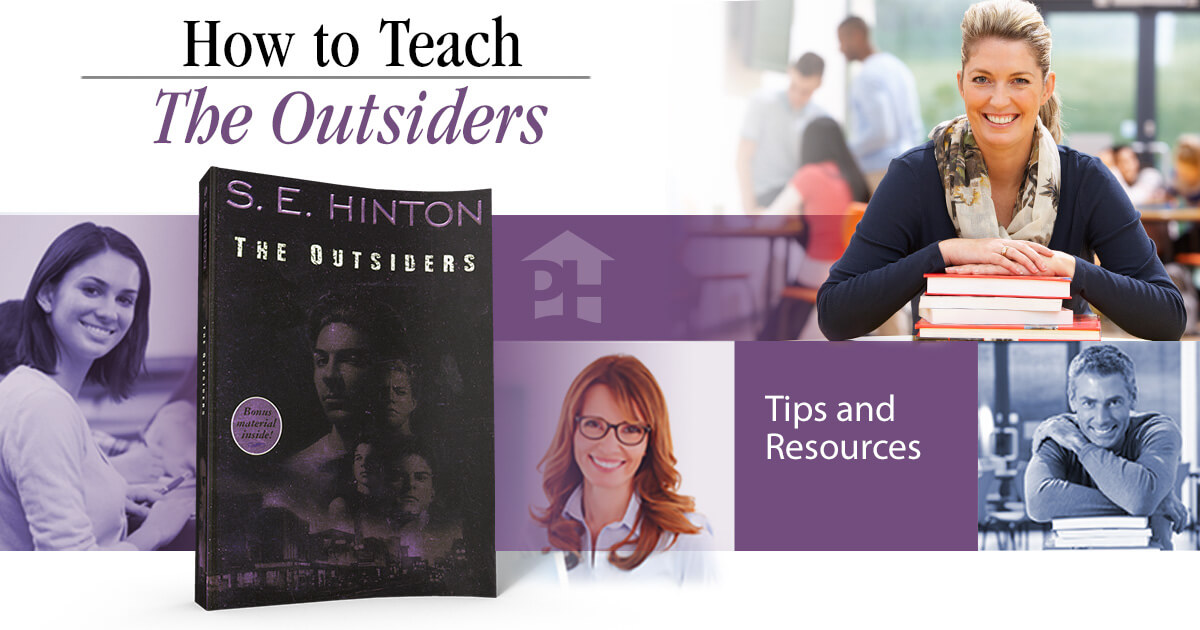 How To Teach The Outsiders Prestwick House