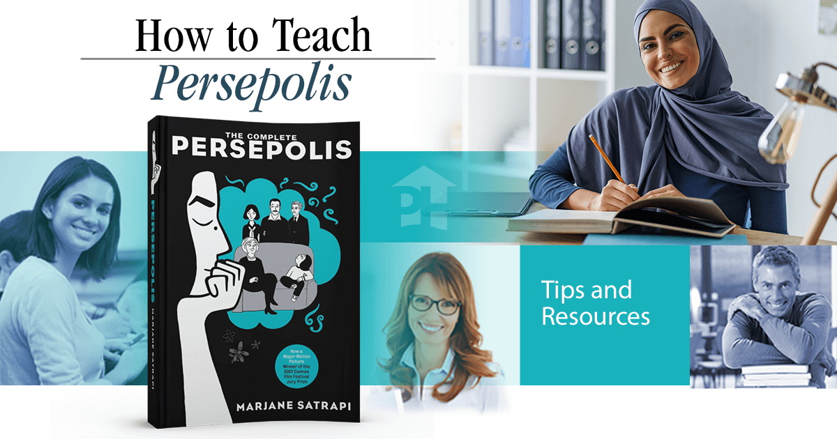 How To Teach Persepolis Prestwick House