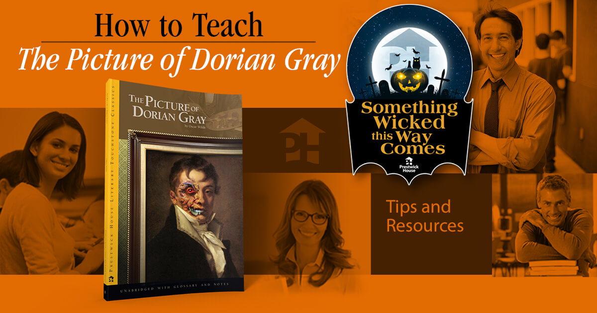 How to Teach The Picture of Dorian Gray