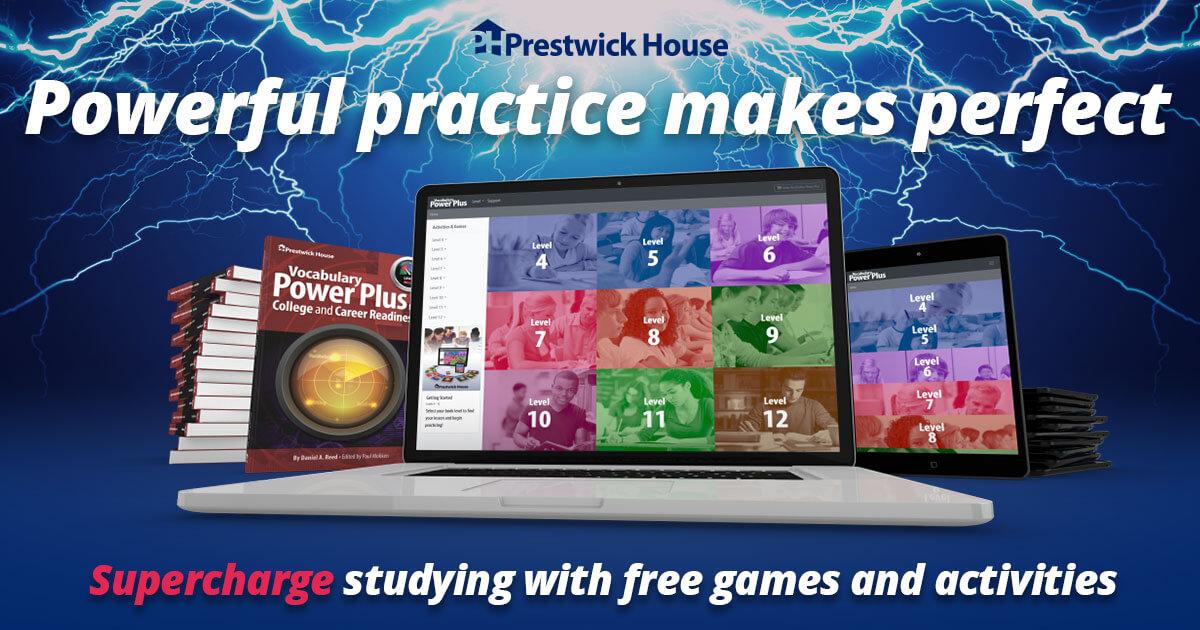Vocabulary Power Plus | Prestwick House