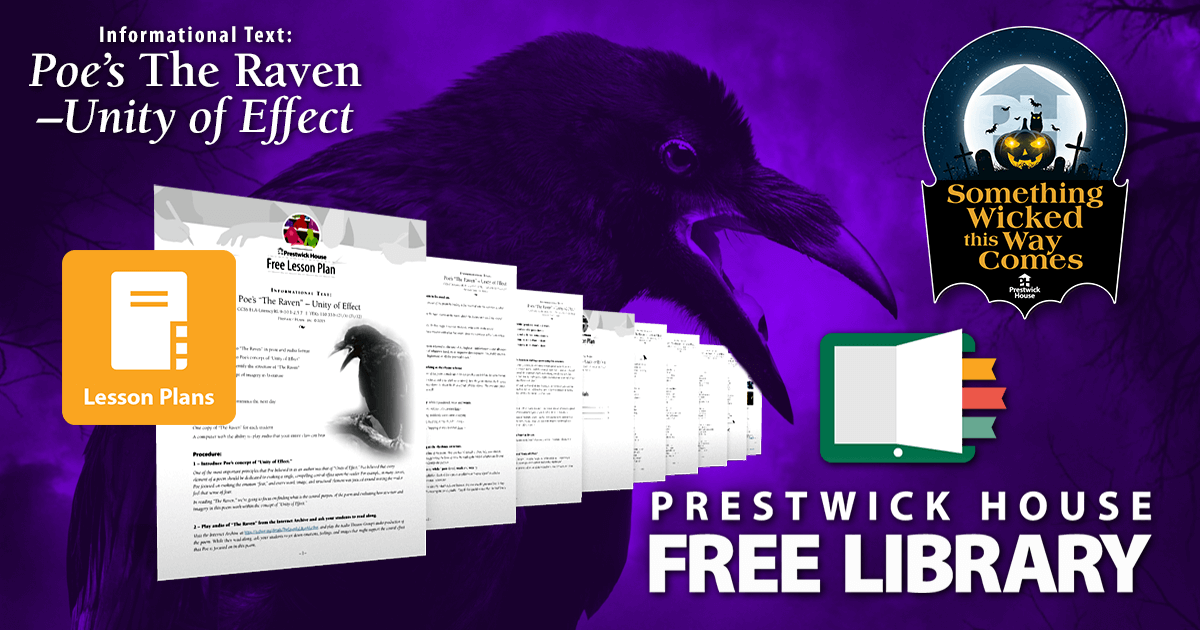 The Raven Lesson Plan
