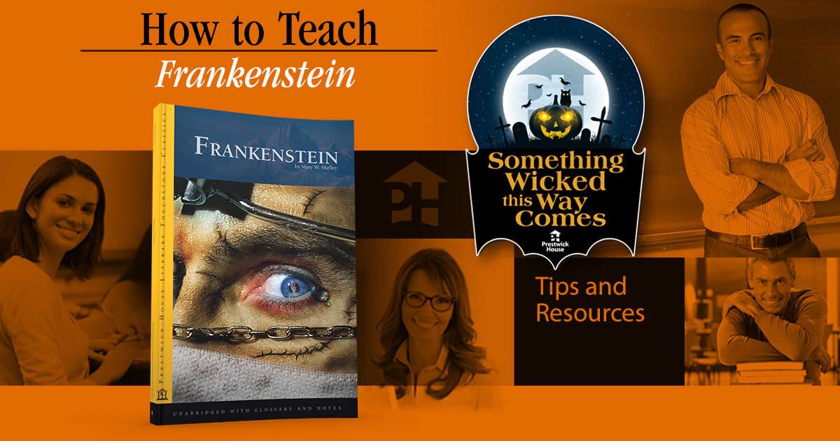 How to Teach Frankenstein