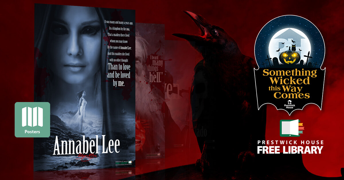 Annabel Lee Poster