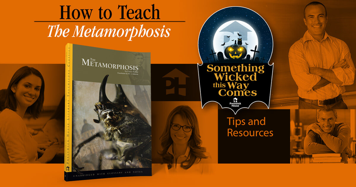 How to Teach The Metamorphosis