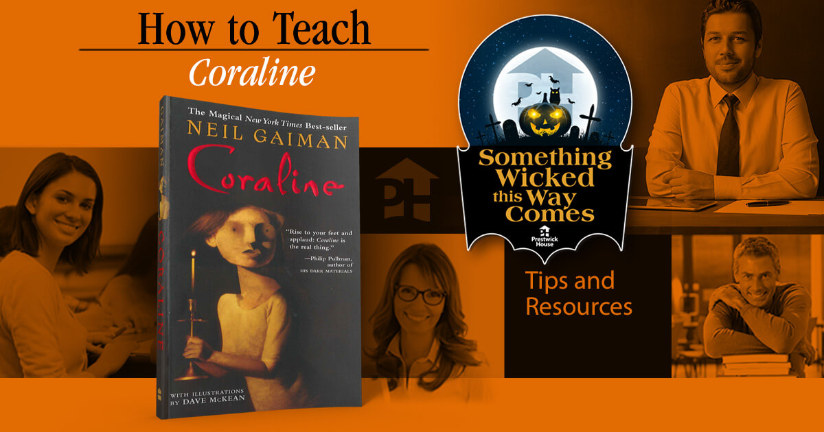 How to Teach Coraline
