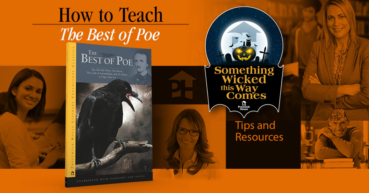 How to Teach The Best of Poe