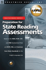 Preparation for State Reading Assessments: Practice Makes Perfect - Level 12