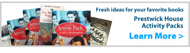 Learn more about Prestwick House Activity Packs