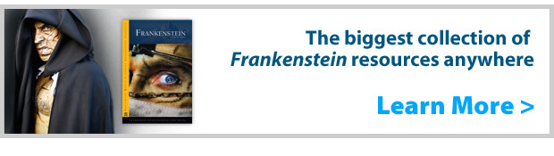 The biggest selection of Frankenstein Resources