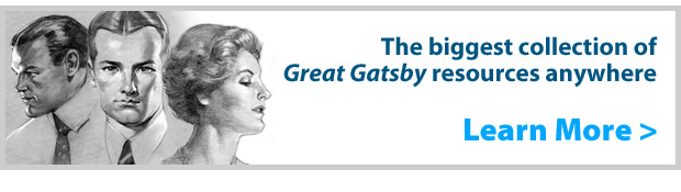 Learn more about teaching The Great Gatsby