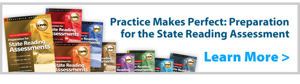 Learn more about Practice Makes Perfect: Preparation for the State Reading Assessment