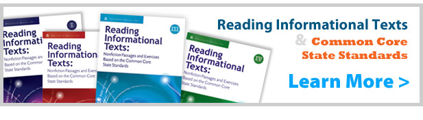 Learn more about the Reading Informational Texts Series