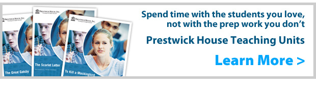 Learn more about Prestwick House Teaching Units