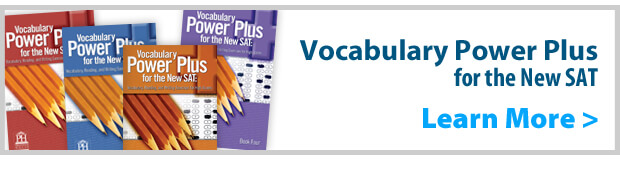 Learn more about Vocabulary Power Plus