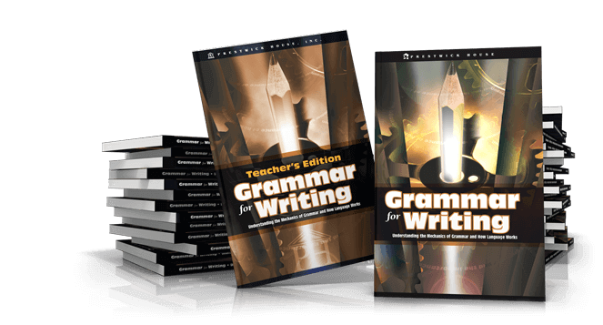 25% Off Grammar for Writing