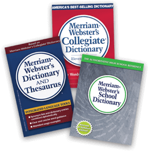 Reference and Dictionaries