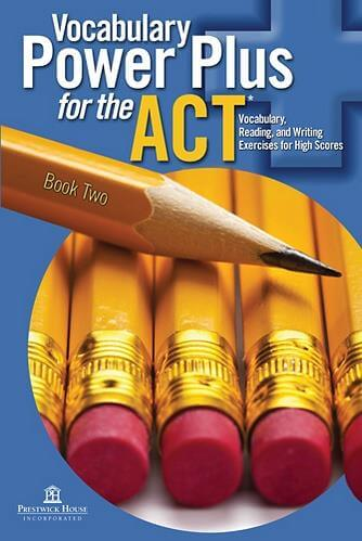 Vocabulary Power Plus for the ACT