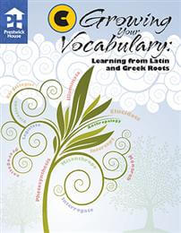 Growing Your Vocabulary - Book C